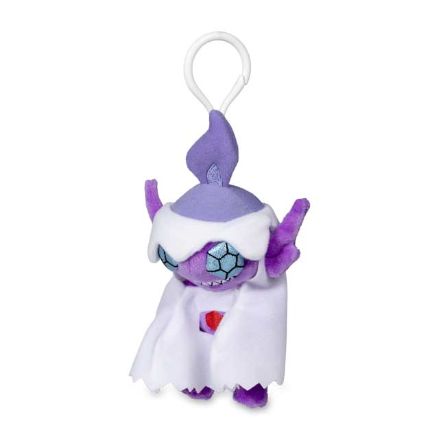 Image for Sableye Eerie Delights Poké Plush Key Chain from Pokémon Center