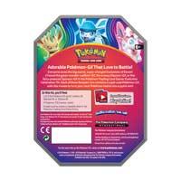 Pokemon Card TCG Evolution Celebration Tin Glaceon GX Code