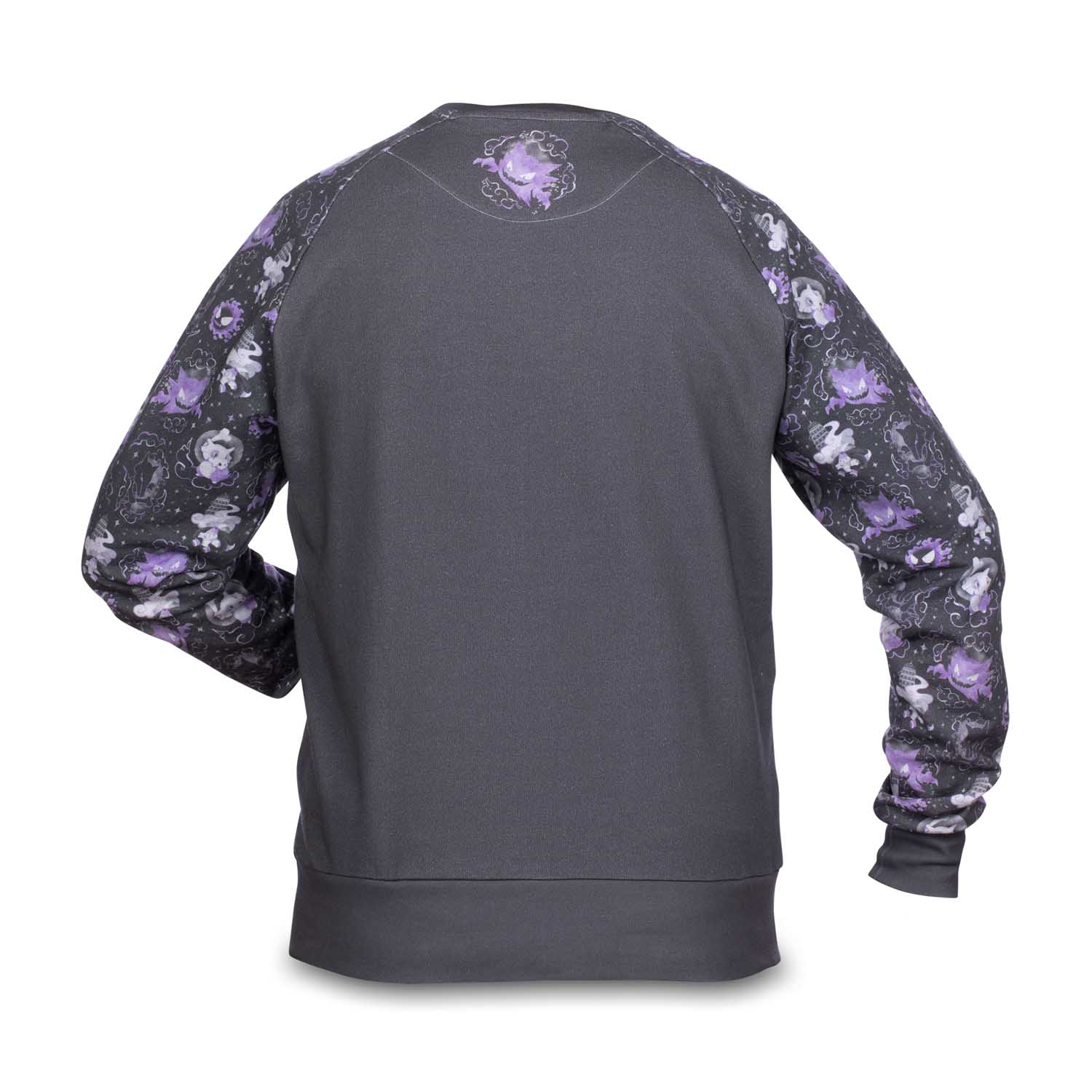 ... Image for Lavender Town Crew Neck Sweatshirt - Adult from Pokemon  Center ... a5560ae2c7