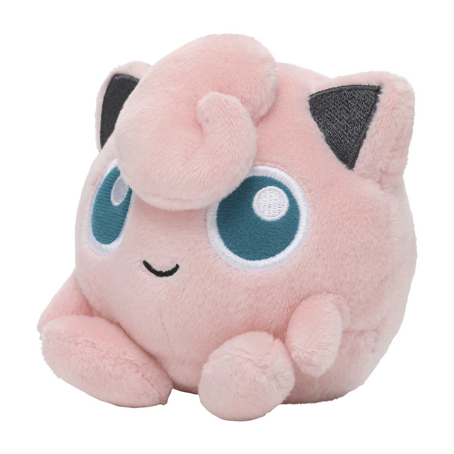 Jigglypuff Sitting Cuties Plush - 3 1/2 In. | Pokémon ...