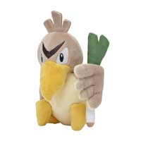 Image for Farfetch'd Sitting Cuties Plush - 5 3/4 In. from Pokémon Center