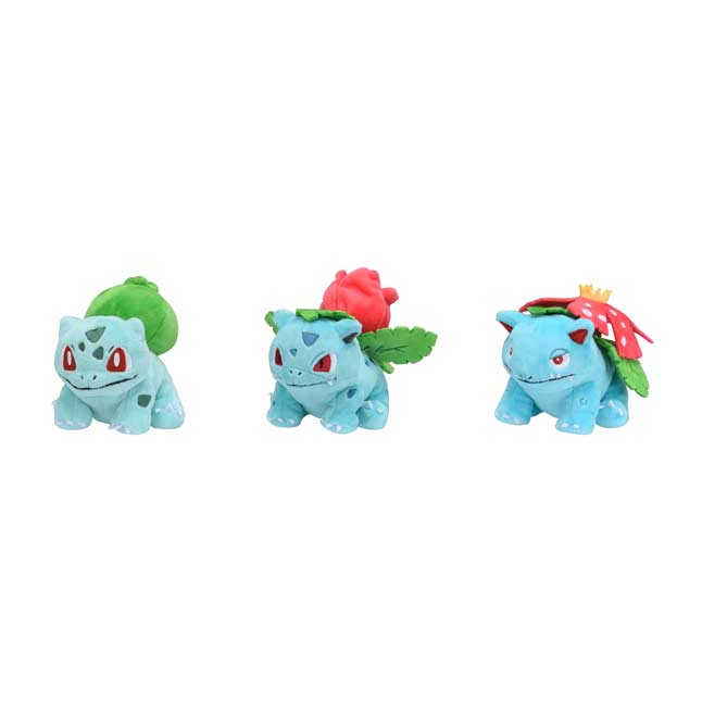 Image for Bulbasaur Sitting Cuties Plush - 5 ½ In. from Pokémon Center