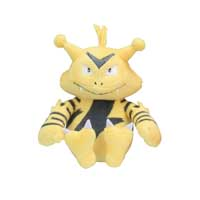 Pokemon Sitting Cuties Elekid 8.25-Inch Plush
