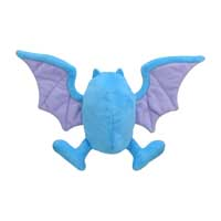 Image for Golbat Sitting Cuties Plush - 8 ¾ In. from Pokemon Center