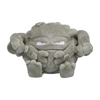 Image for Graveler Sitting Cuties Plush - 5 In. from Pokémon Center