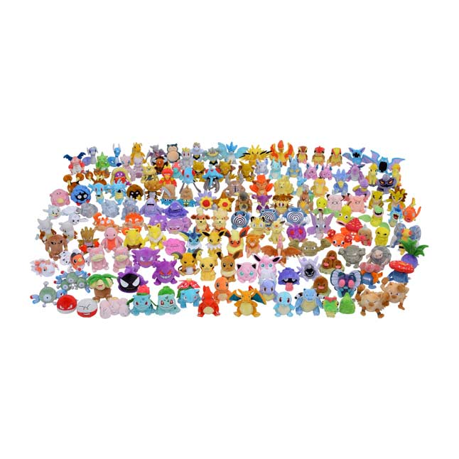 Image for Kingler Sitting Cuties Plush - 8 In. from Pokemon Center