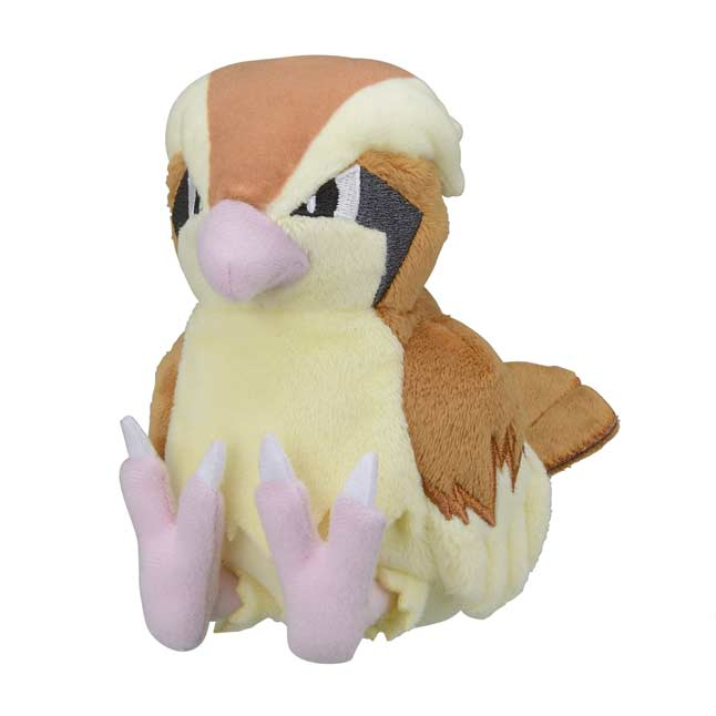 Image for Pidgey Sitting Cuties Plush - 5 ¼ In. from Pokémon Center