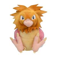 Image for Spearow Sitting Cuties Plush - 5 ½ In. from Pokemon Center