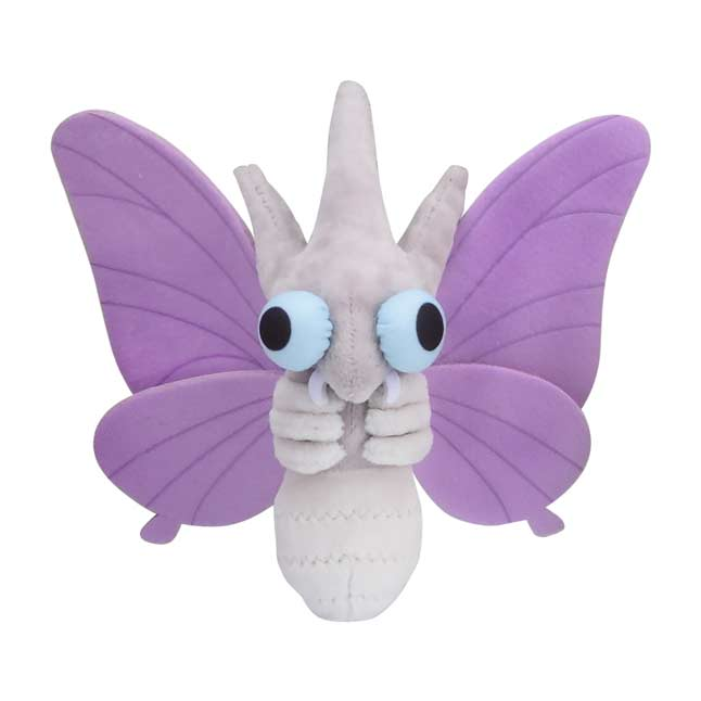 Image for Venomoth Sitting Cuties Plush - 6 ½ In. from Pokémon Center