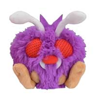 Image for Venonat Sitting Cuties Plush - 5 In. from Pokemon Center