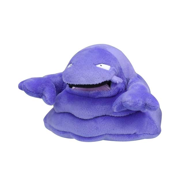 Image for Muk Sitting Cuties Plush - 5 ½ In. from Pokémon Center