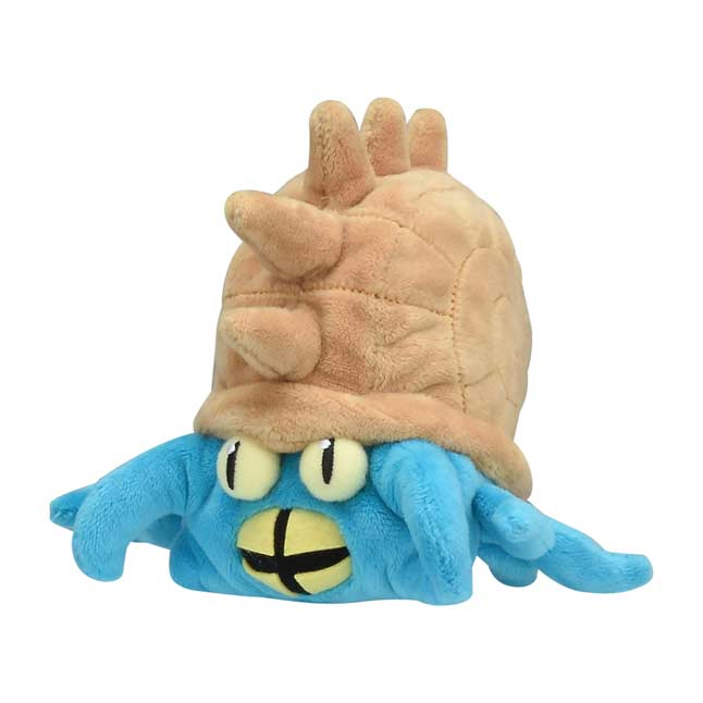 Image for Omastar Sitting Cuties Plush - 5 ¾ In. from Pokémon Center