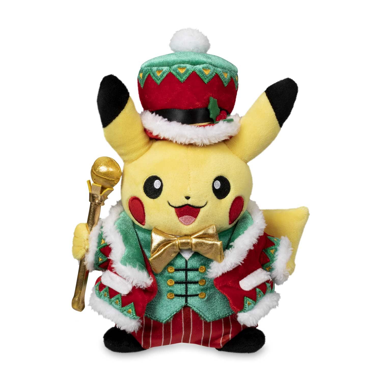 Pokemon Christmas Ornaments.Collectibles Pokemon 12 Piece Pikachu Christmas Ornaments