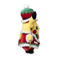 Image for Pikachu Pokémon Holiday Extravaganza Poké Plush - 9 1/2 In. from Pokemon Center