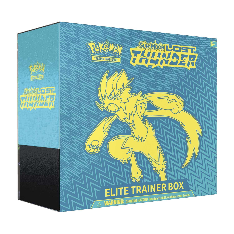 Pokémon TCG: Sun & Moon-Lost Thunder Elite Trainer Box