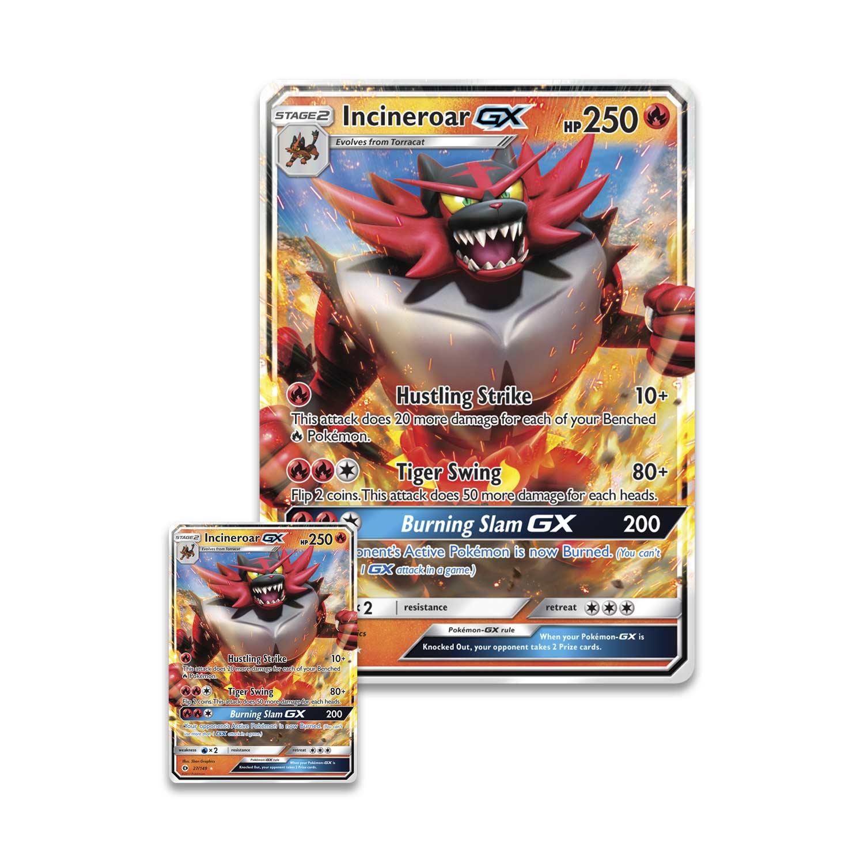 Pokémon Tcg Incineroar Gx Challenge Box