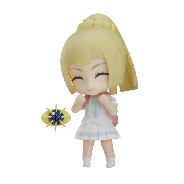 Image for Nendoroid: Lively Lillie Figure from Pokemon Center