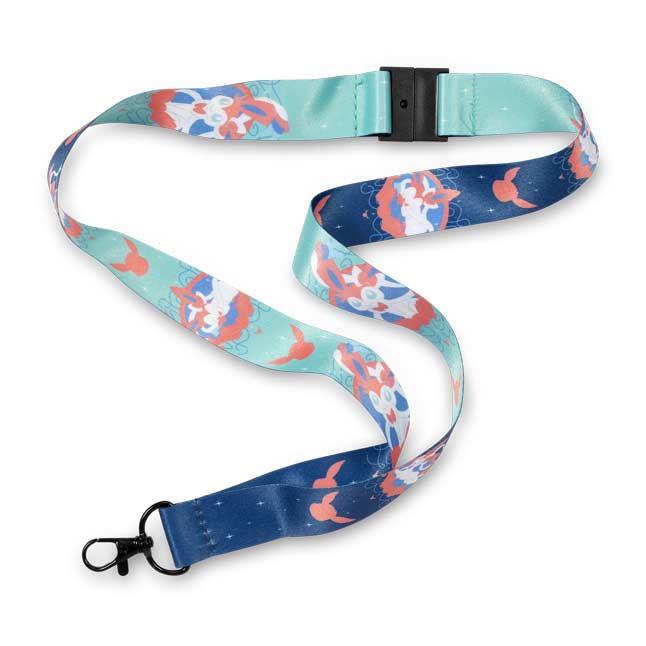 Image for Sylveon Tranquility Lanyard from Pokemon Center