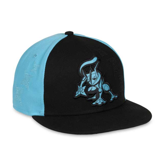 Image for Greninja Stealth 9FIFTY Baseball Cap by New Era (One Size-Adult) from Pokemon Center
