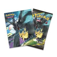 Image for Pokémon TCG: Sun & Moon-Team Up Mini Portfolio & Booster Pack from Pokemon Center