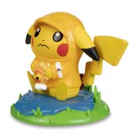Image for A Day with Pikachu: Rainy Day Pokémon Figure by Funko from Pokemon Center