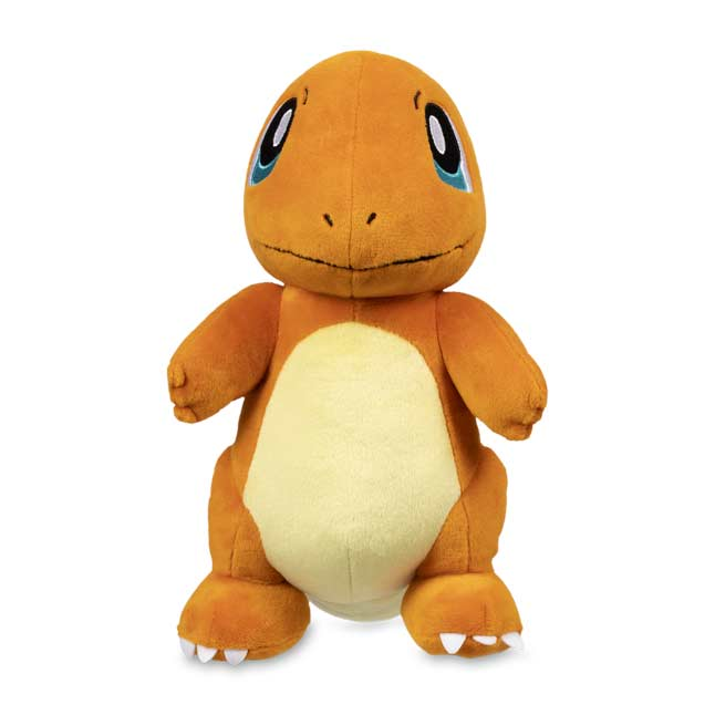 Image for Charmander Poké Plush - 9 In. from Pokémon Center