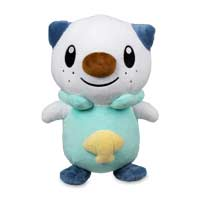 Image for Oshawott Poké Plush - 8 In. from Pokémon Center