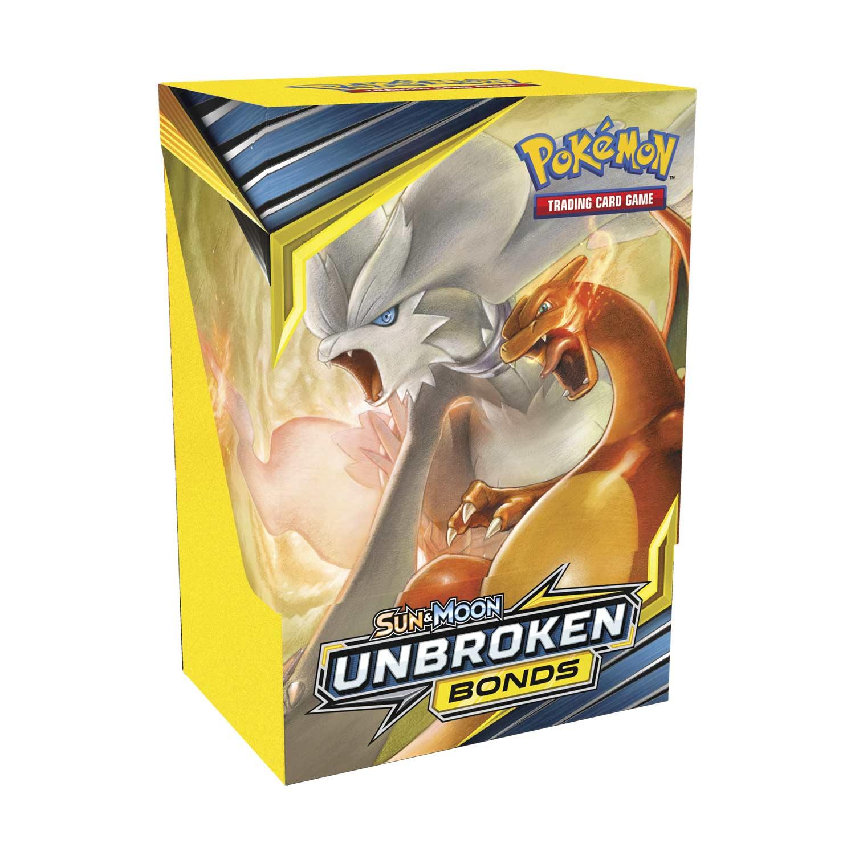 Pokémon TCG: Sun & Moon-Unbroken Bonds Build & Battle Box