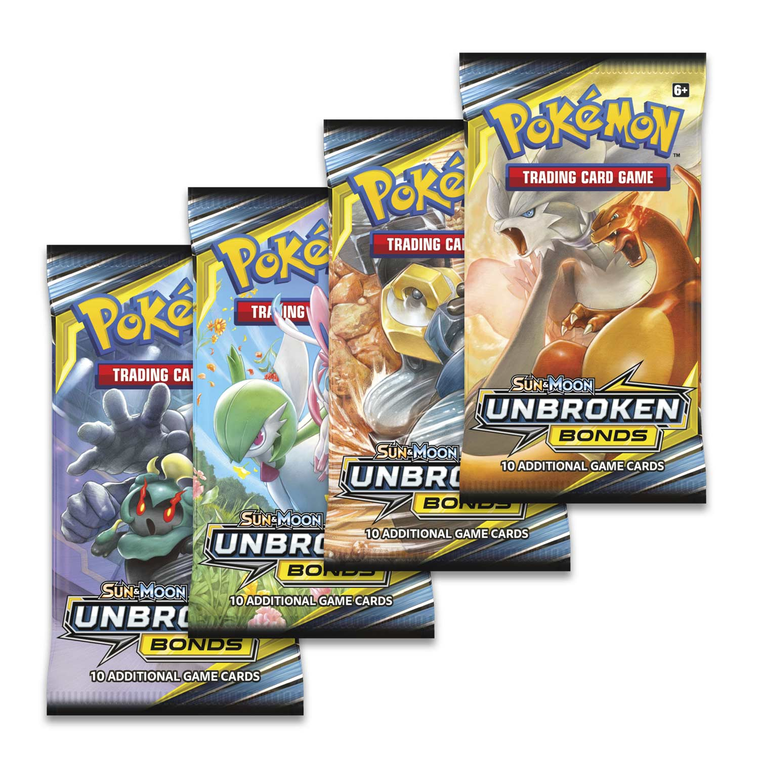 Pokémon TCG: Sun & Moon-Unbroken Bonds Build & Battle Box