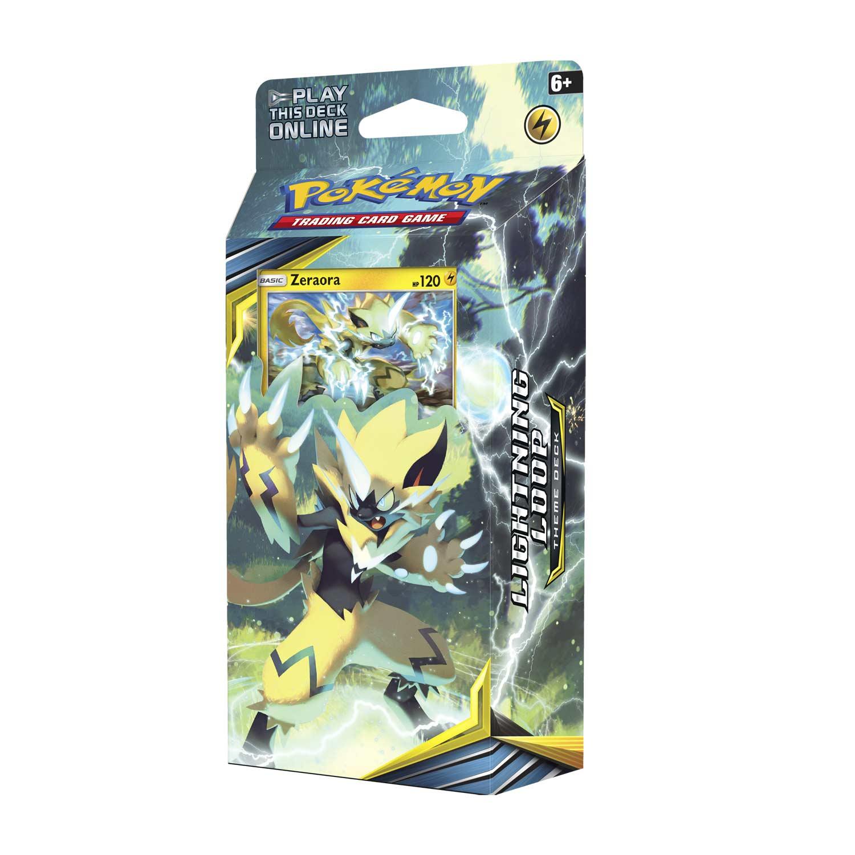 Sun Moon Unbroken Bonds Zeraora Theme Deck Pokemon Tcg Trading