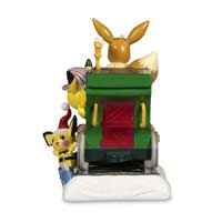 Image for Delibird Holiday Express Pikachu Engine Figure from Pokemon Center