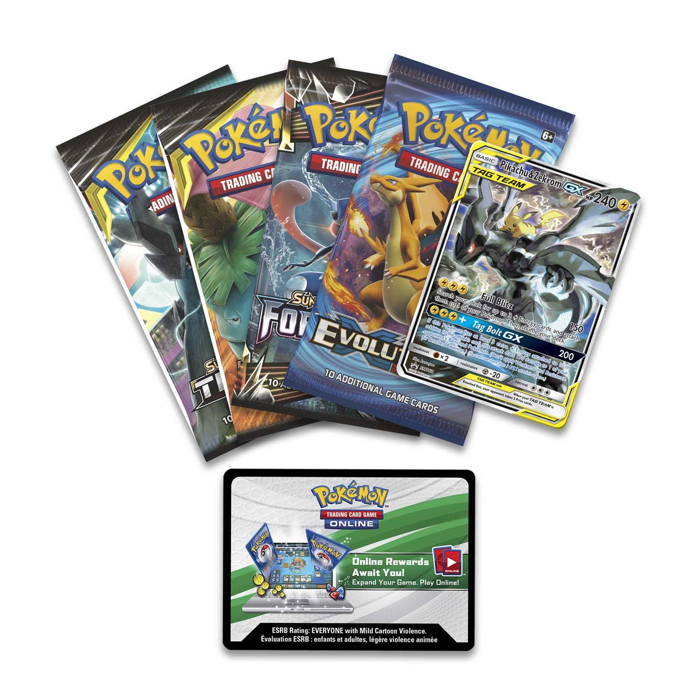 Pokémon TCG: TAG TEAM Tin (Pikachu & Zekrom-GX)