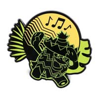 Image for Ludicolo Tropical Rhythm Pokémon Pins (2-Pack) from Pokemon Center