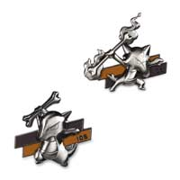 Marowak & Alolan Marowak Better Together Pokémon Pins (2-Pack)