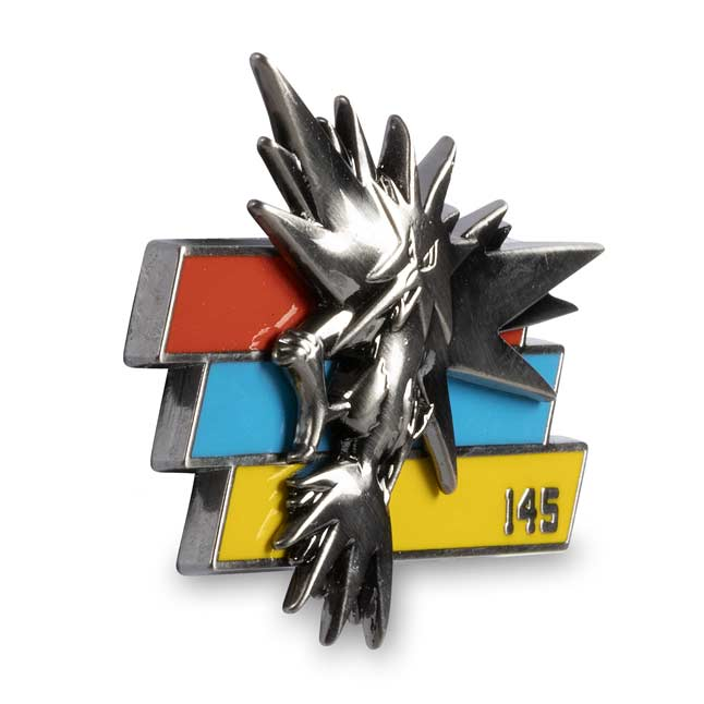 Image for Articuno, Zapdos & Moltres Better Together Pokémon Pins (3-Pack) from Pokémon Center