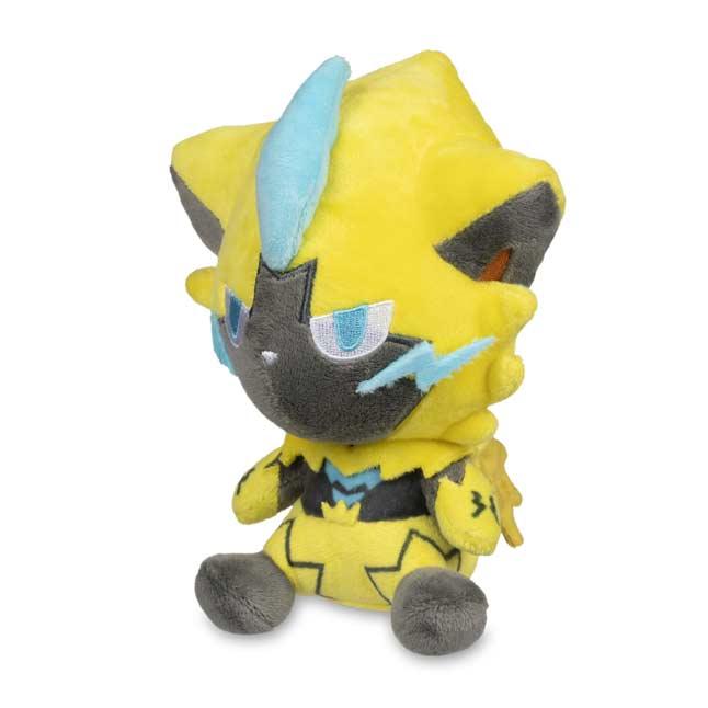 Pokemon Center Original Plush Doll Pokemon Dolls Zeraora JAPAN OFFICIAL