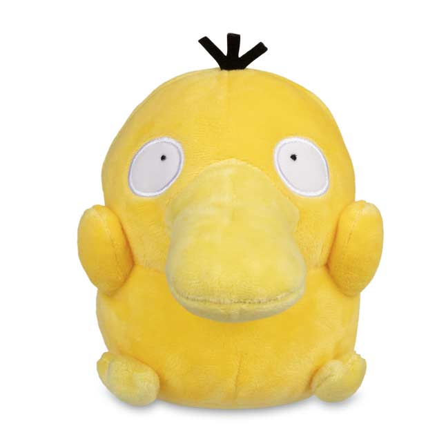 Image for Psyduck Pokémon Dolls Plush - 6 In. from Pokemon Center