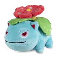 Image for Venusaur Pokémon Dolls Plush - 5 ¾ In. from Pokémon Center
