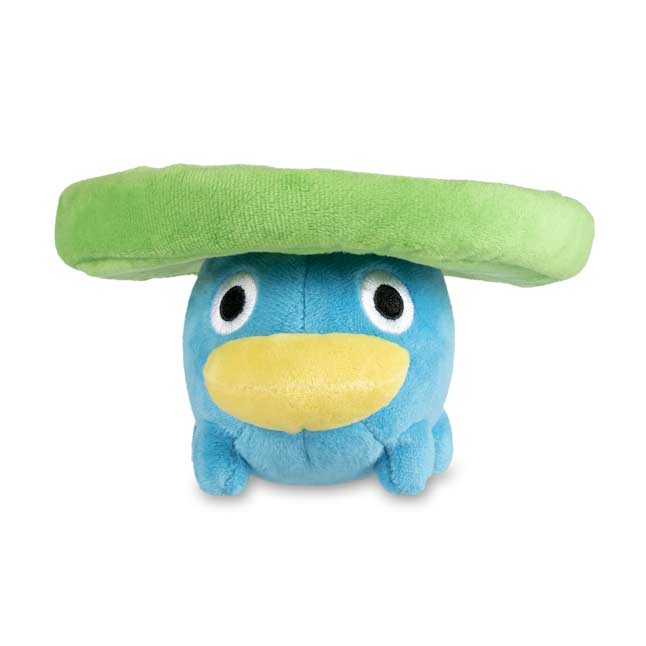 Image for Lotad Pokémon Dolls Plush - 6 ½ In. from Pokémon Center
