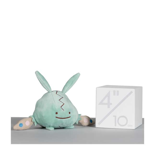 Image for Ditto As Trubbish Plush - 8 ¾ In. from Pokémon Center