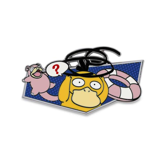 Image for Psyduck Bewildered Pokémon Pins (3-Pack) from Pokemon Center