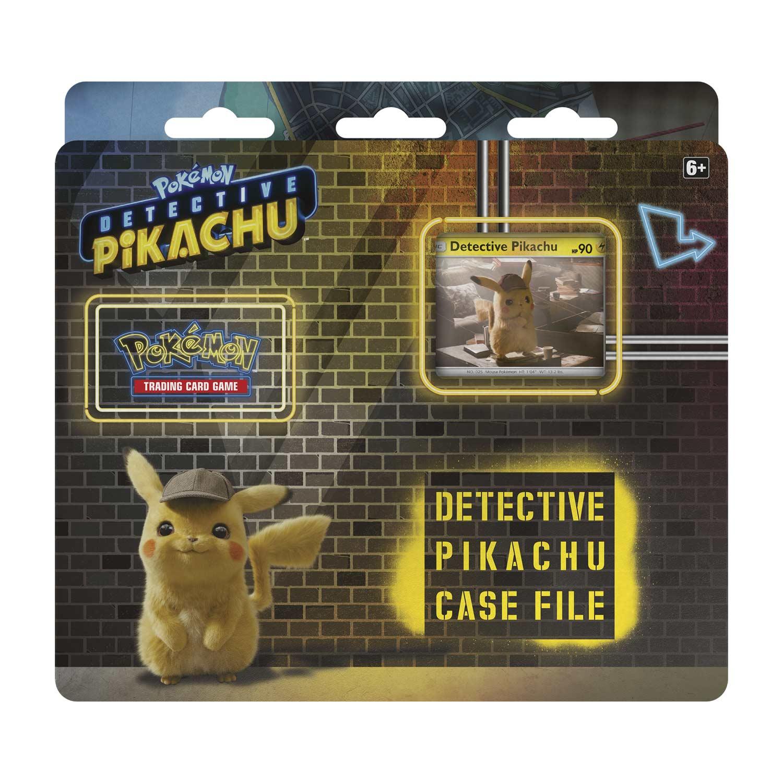 Pokemon Tcg Detective Pikachu Case File Pokemon Center Official