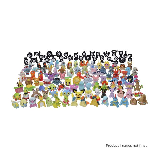Image for Hoothoot Sitting Cuties Plush - 6 ¼ In. from Pokémon Center