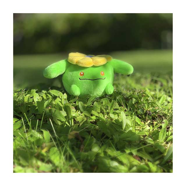 Image for Skiploom Sitting Cuties Plush - 6 In. from Pokémon Center