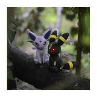 Image for Espeon Sitting Cuties Plush - 6 ½ In. from Pokemon Center