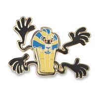 Image for Shuppet, Banette, Yamask & Cofagrigus Pokémon Pins (4-Pack) from Pokémon Center
