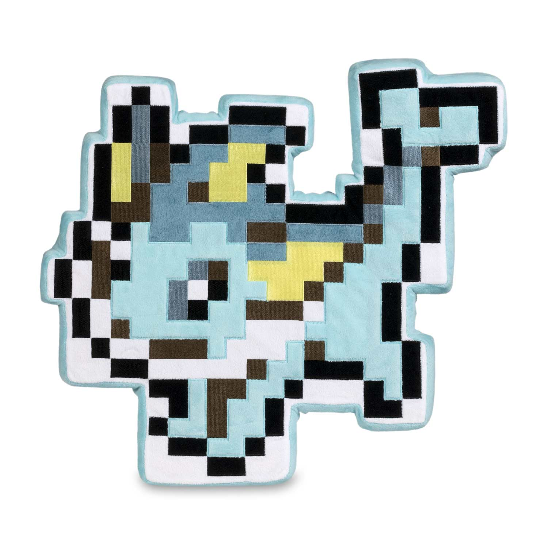 Awesome Pokemon Pixel Art Eevee @KoolGadgetz.com