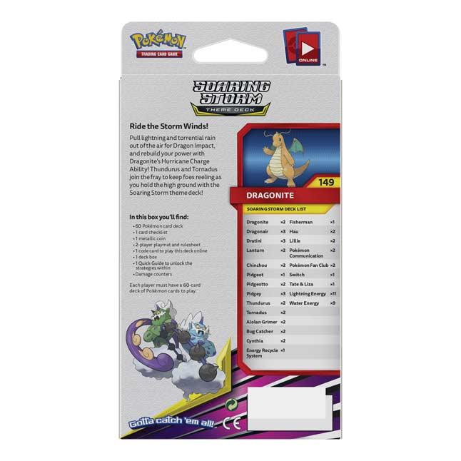 Unified Minds Theme Deck Pokemon TCG