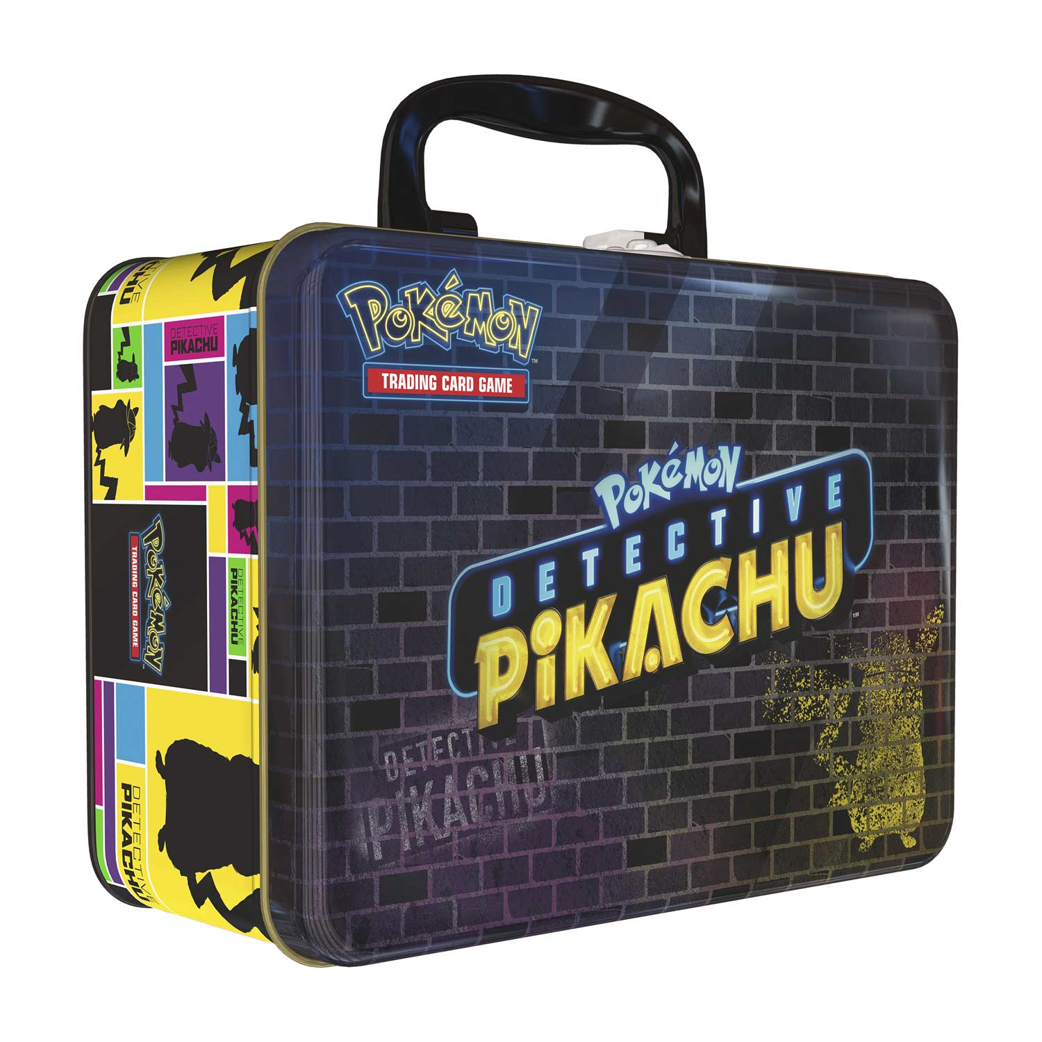 Pokemon Tcg Detective Pikachu Collector Chest Pokemon Center Official Site