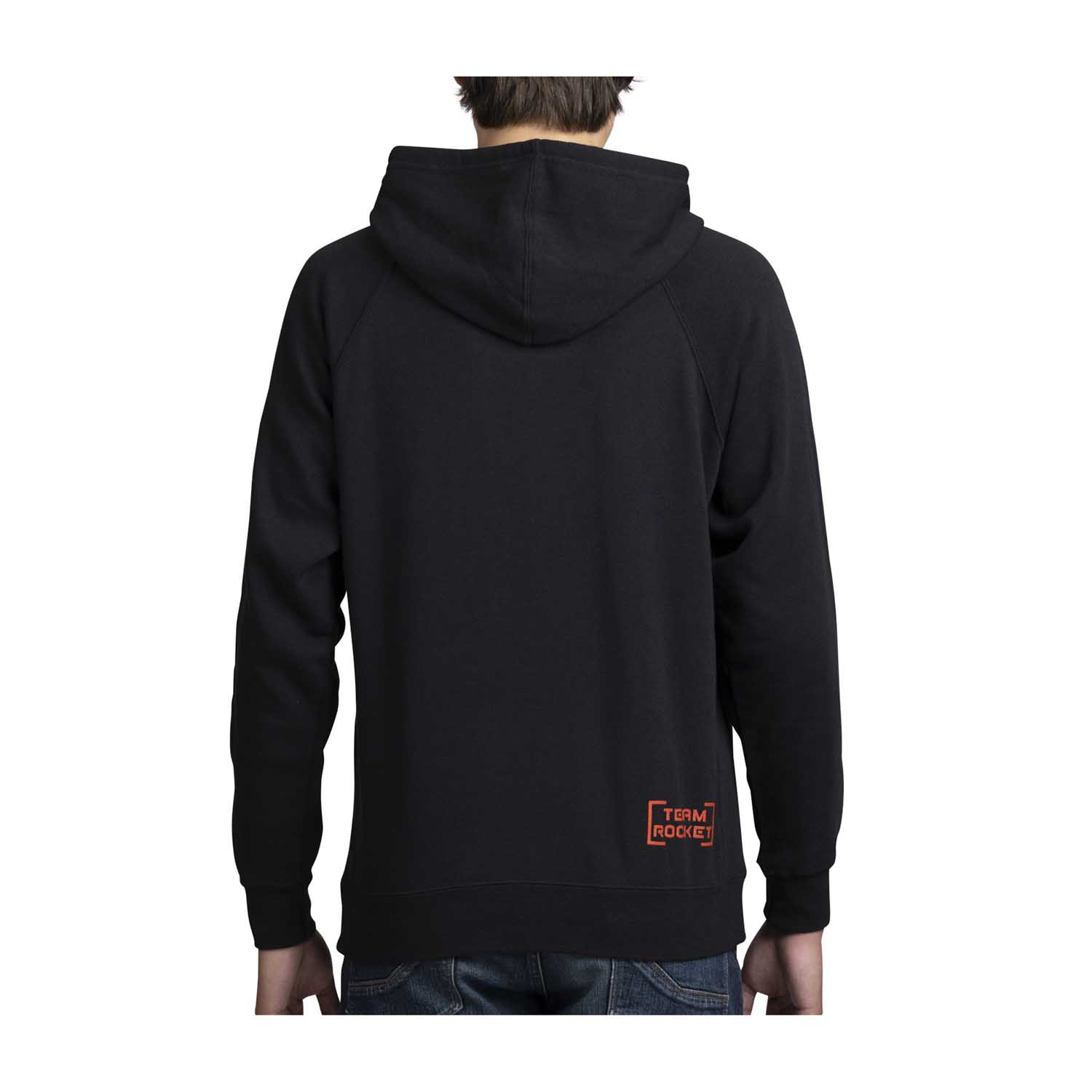 5a0d851f7 ... Image for Team Rocket Fitted Hoodie - Adult from Pokemon Center ...